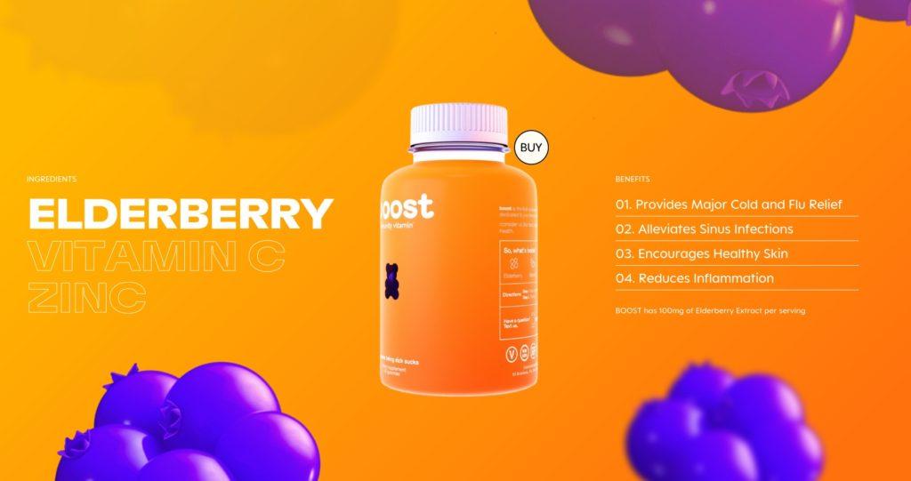 diseño web tendencia color 10