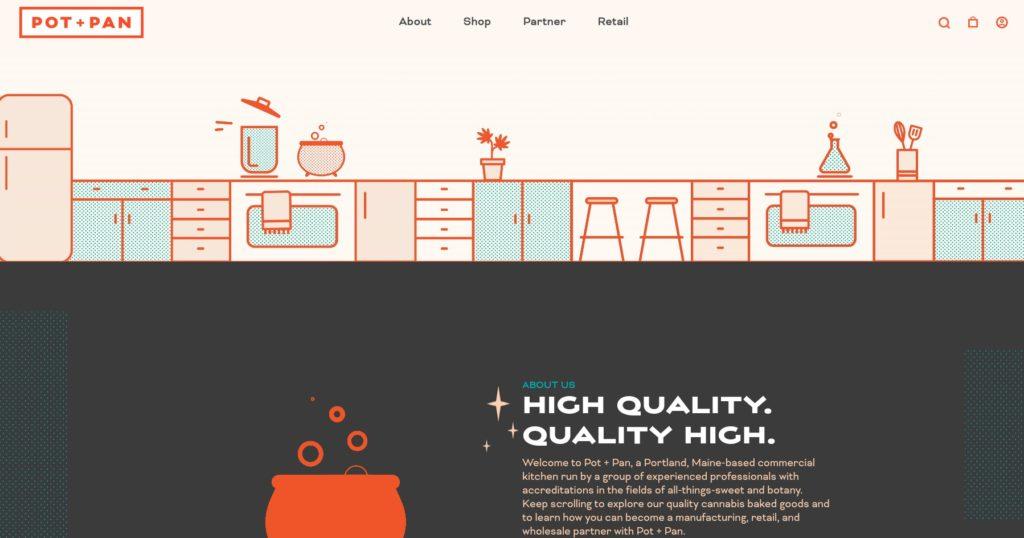 diseño web tendencia flat design 1