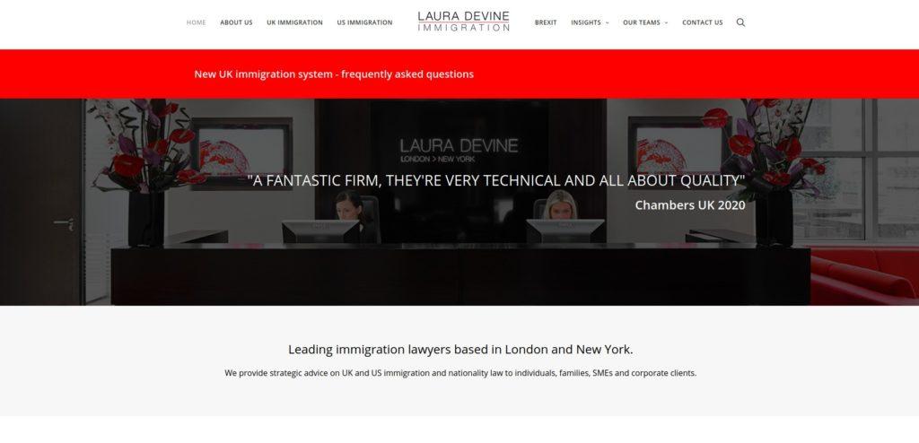 páginas web para abogados 4