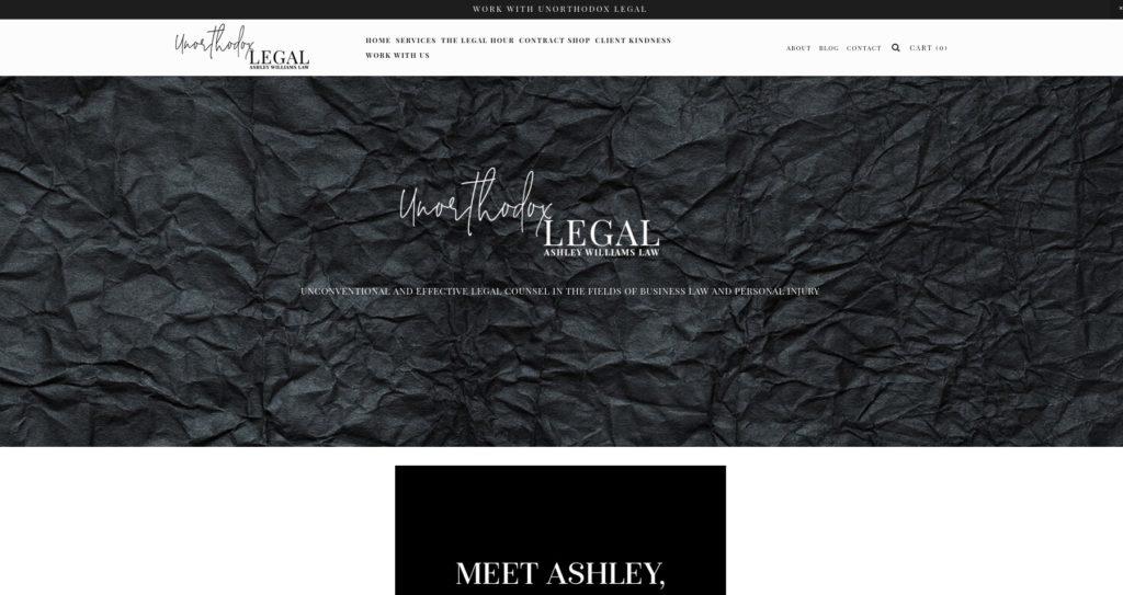páginas web para abogados 6