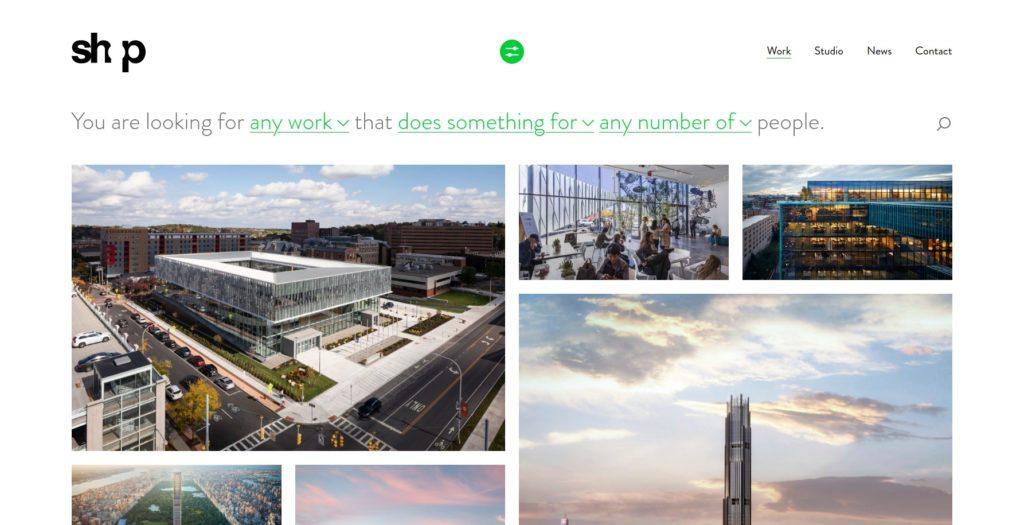 las mejores webs para arquitectos 6